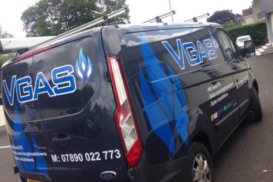 VGas Van