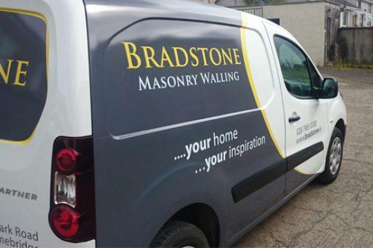 Bradstone Van