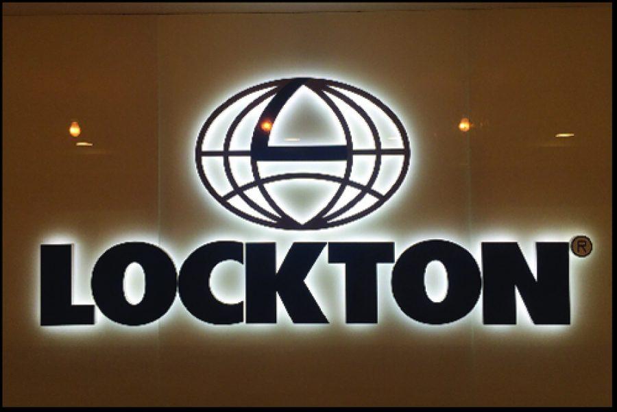 Lockton Signage